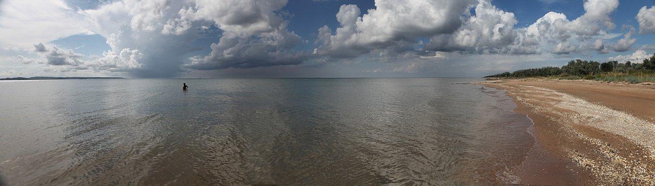 Обо всём по чуть чуть азовское море