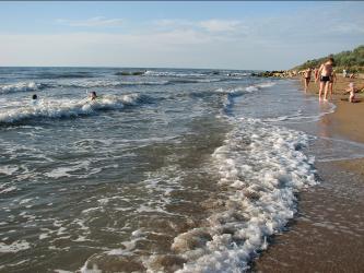 Пляж и песок