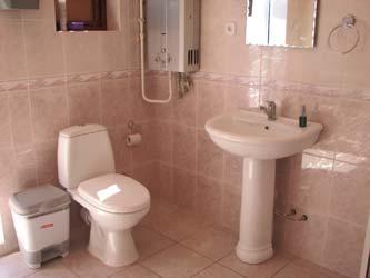 Туалет городского типа